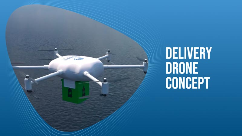 Delivery-Drone-Concept